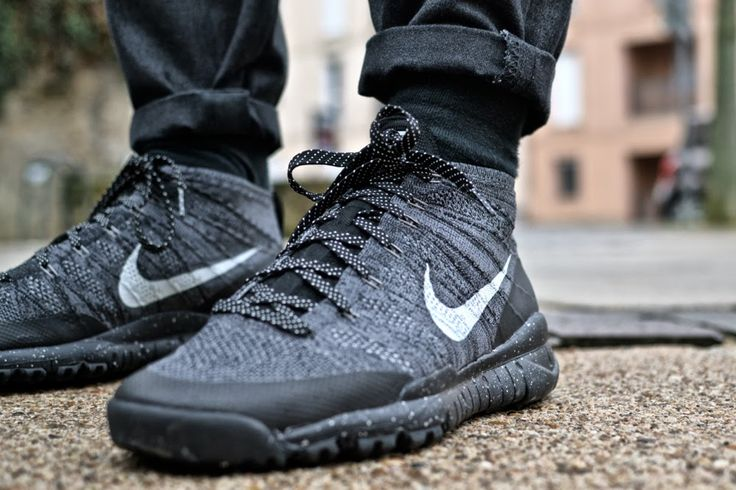Nike Flyknit Trainer Chukka FSB - Tags: sneakers. sneaker boots ...