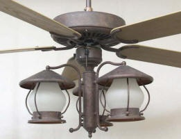 Southwestern Ceiling Fan - The Southwest Store