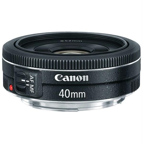 Foto principal de Lente Canon EF 40mm f/2.8 STM