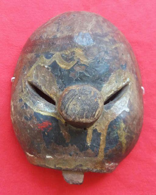 antik: Masks