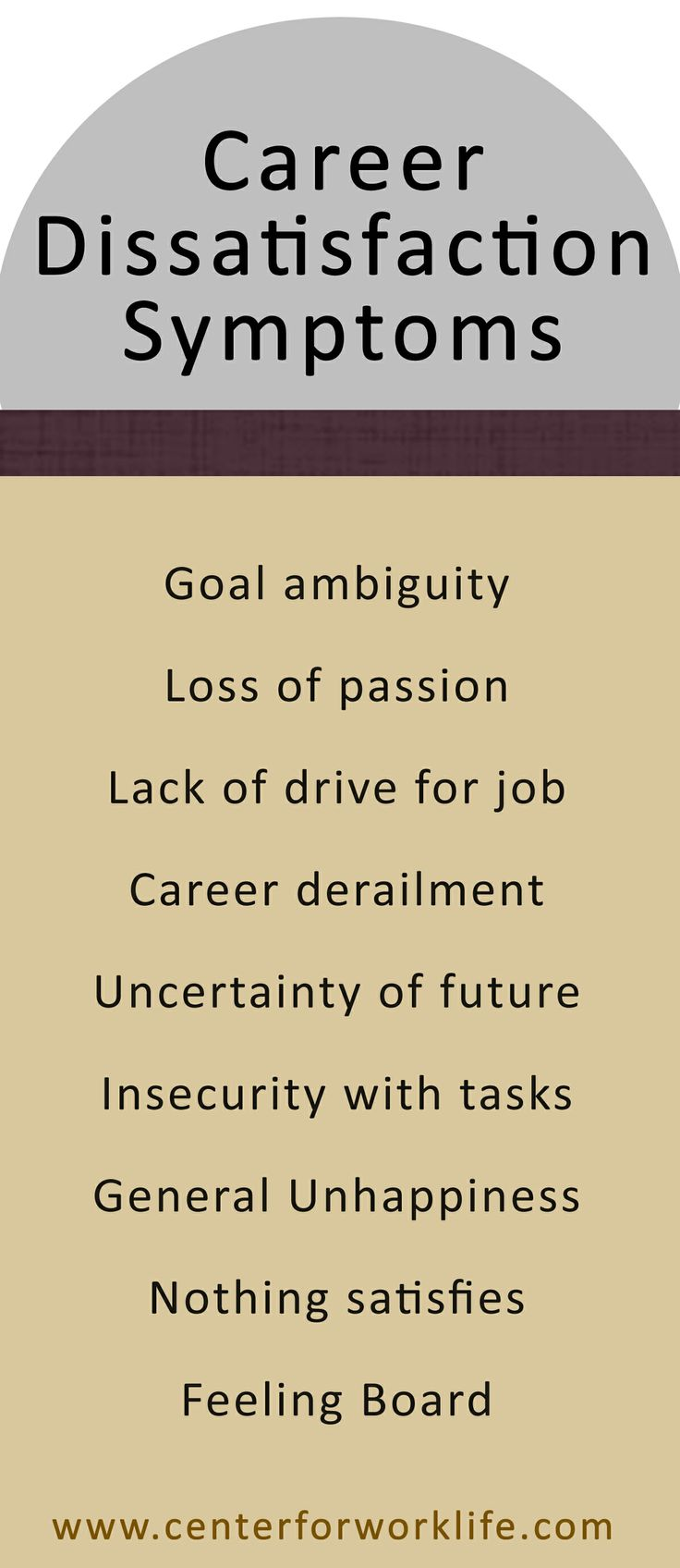 best images about career planning a career 9 symptoms of career dissatisfaction career careermanagement