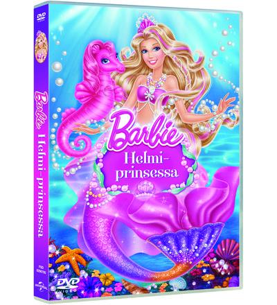 Barbie - helmiprinsessa DVD   Karkkainen.com verkkokauppa