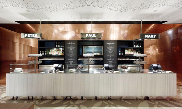 Holyfields Restaurant Hits Berlin
