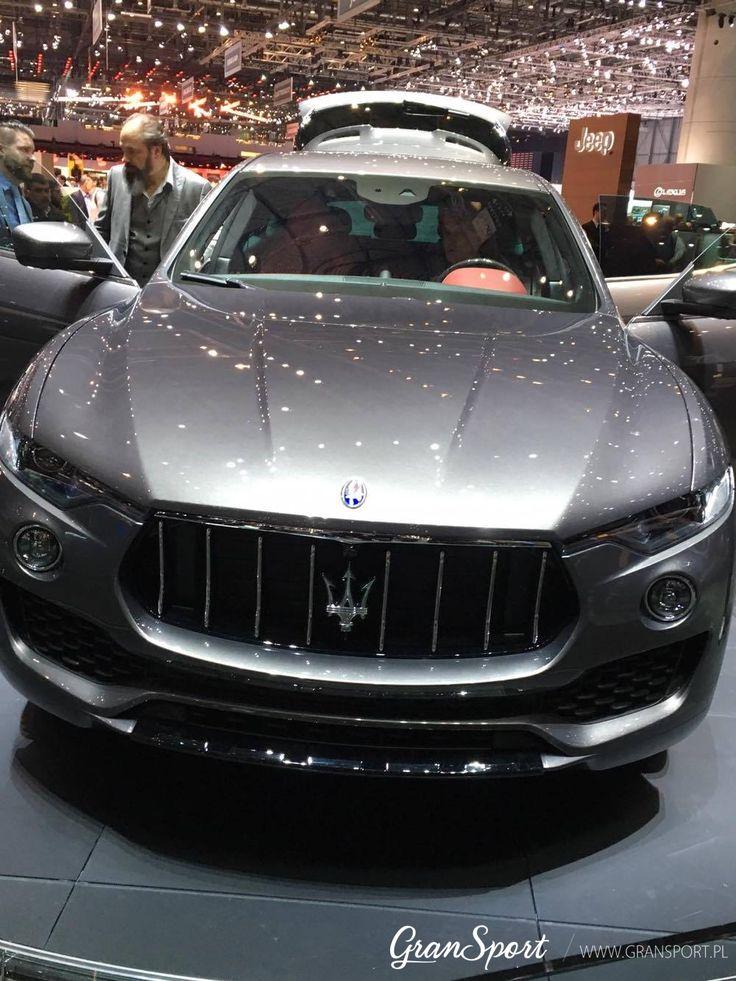 Na początku marca w Genewie swoją premierę święcił pierwszy w historii SUV Maserati – model Levante. Nasi stali Klienci mieli okazję przyjrzeć mu się bliżej jako jedni z pierwszych na świecie – uczestnicząc w prezentacji VIP na początku Genewskich Targów. Dzięki ich uprzejmości, prezentujemy fotorelację z tego wydarzenia.  Więcej informacji: http://gransport.pl/blog/premiera-vip-maserati-levante/  GranSport - Luxury Tuning & Concierge