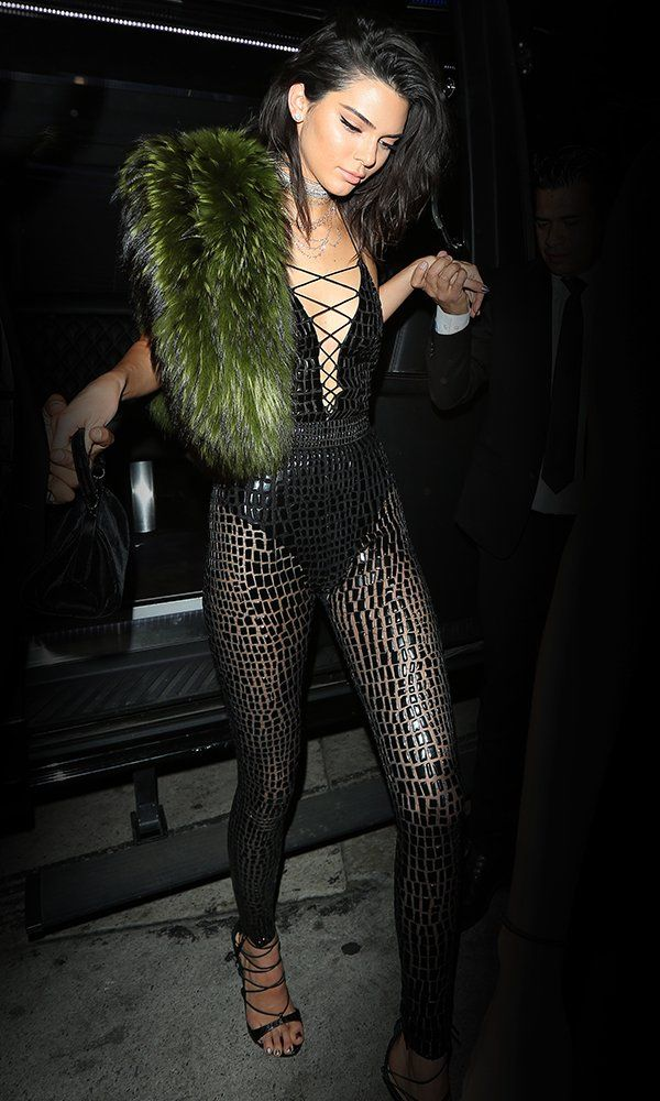 Kendall Jenner - 21 Birthday Outfits - Kendall