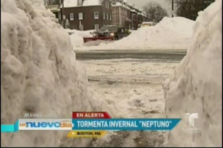 La Tormenta Invernal 'Neptuno' Llegará Hoy Al Noreste De EEUU