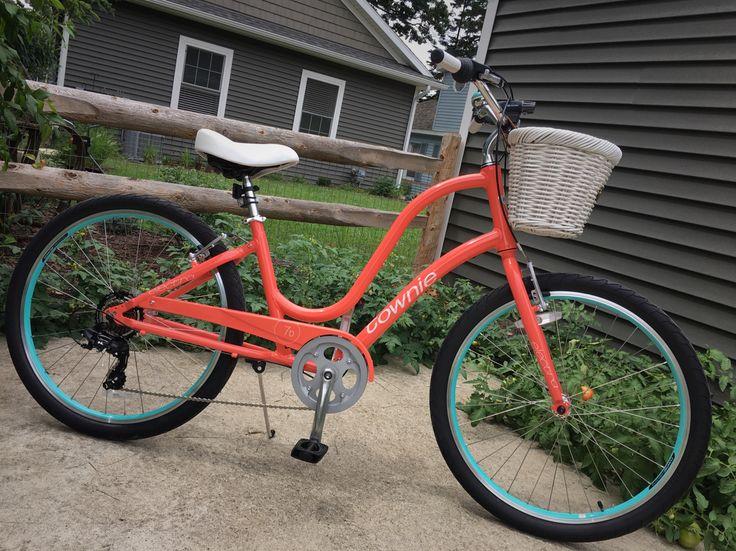As 34 melhores imagens em electra townie bicycle no - Cestas para bicicletas ...