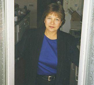 Mary Morris (Jodi Picoult's mentor)