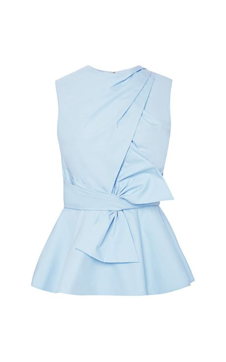 http://modaoperandi.com/prabal-gurung-pf14/draped-bow-cotton-peplum-top?utm_medium=Linkshare