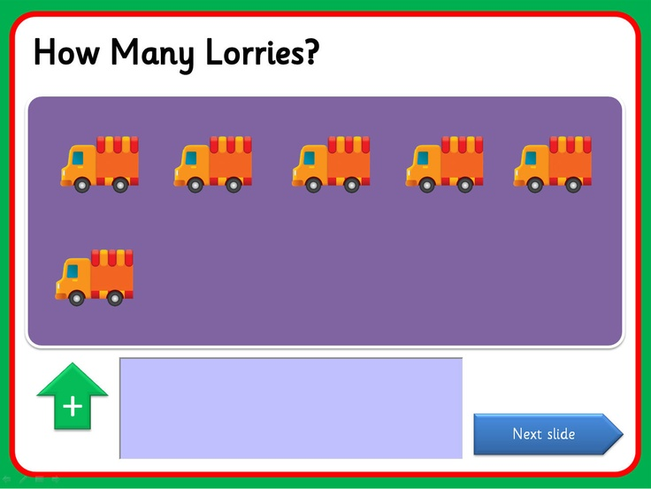 PowerPoint presentation, with a vehicles theme, that uses action buttons and triggers. Each slide allows for simple number work to 10 and includes a live text box so that comments or questions can be added while the presentation is running. Clearly laid out , the presentation uses triggers that enable you to move through the activity at your own pace, allowing lots of opportunity for mathematical discussion. The Sassoon versions have a embedded font while the Comic Sans version is editable.