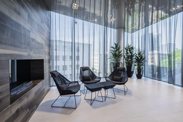 Spa Lounge Hilton Tallinn Park www.dsign.fi