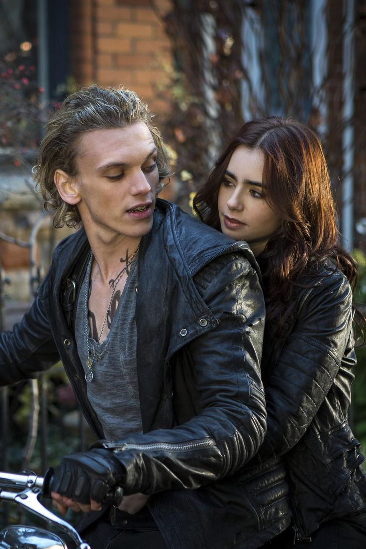 Clary and Jace, Mortal Instruments