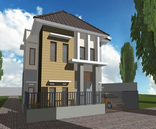 gaya rumah minimalis type 36