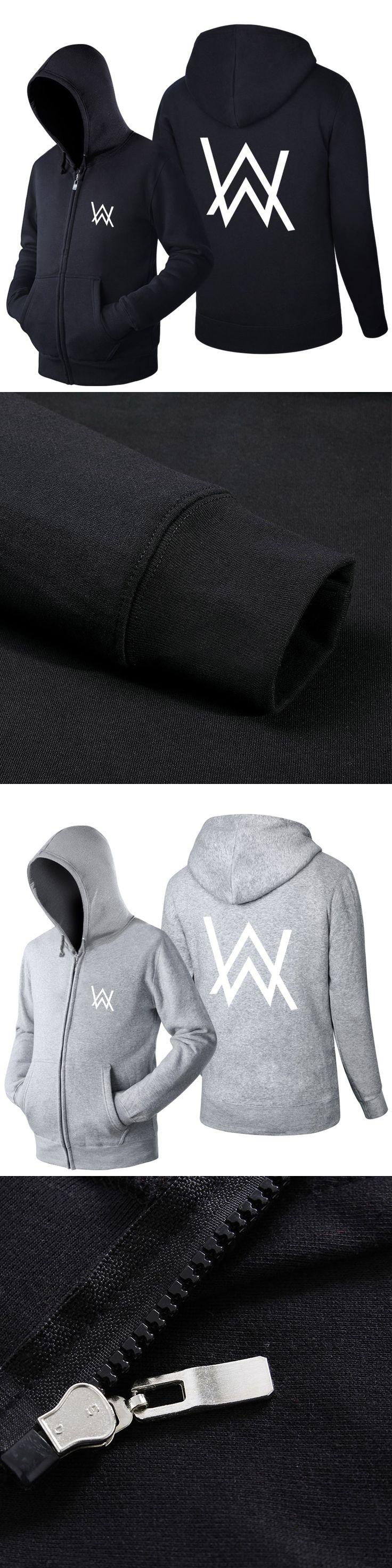 The 955 Best Alan Walker Images On Pinterest Dj And Jaket Sweater Zipper New Arrival Mens Hoodies Jacket Hoodie Fading Msuic Springautumn Us Eu Plus