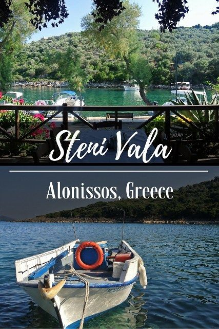 One of my favorite places in #Alonissos #Greece Steni Vala #VisitGreece