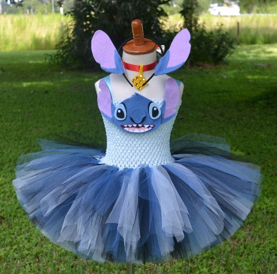 Lilo And Stitch Tutu Dress