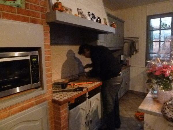 il faut la mériter sa cuisine LOL