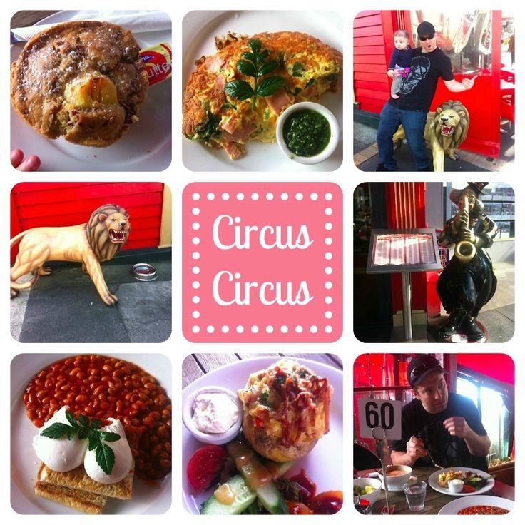 Circus Circus family fun cafe, Auckland