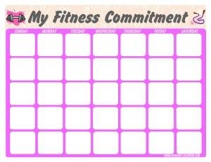... Pinterest | Calendar, Workout Calendar and Free Printable Calendar