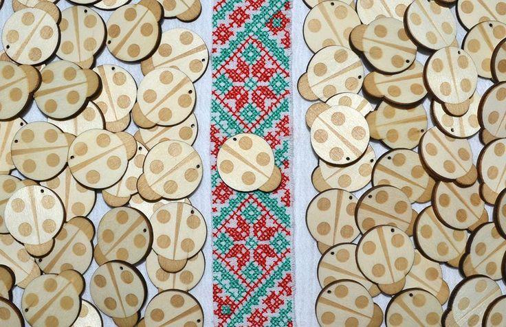 martisoare handmade buburuza