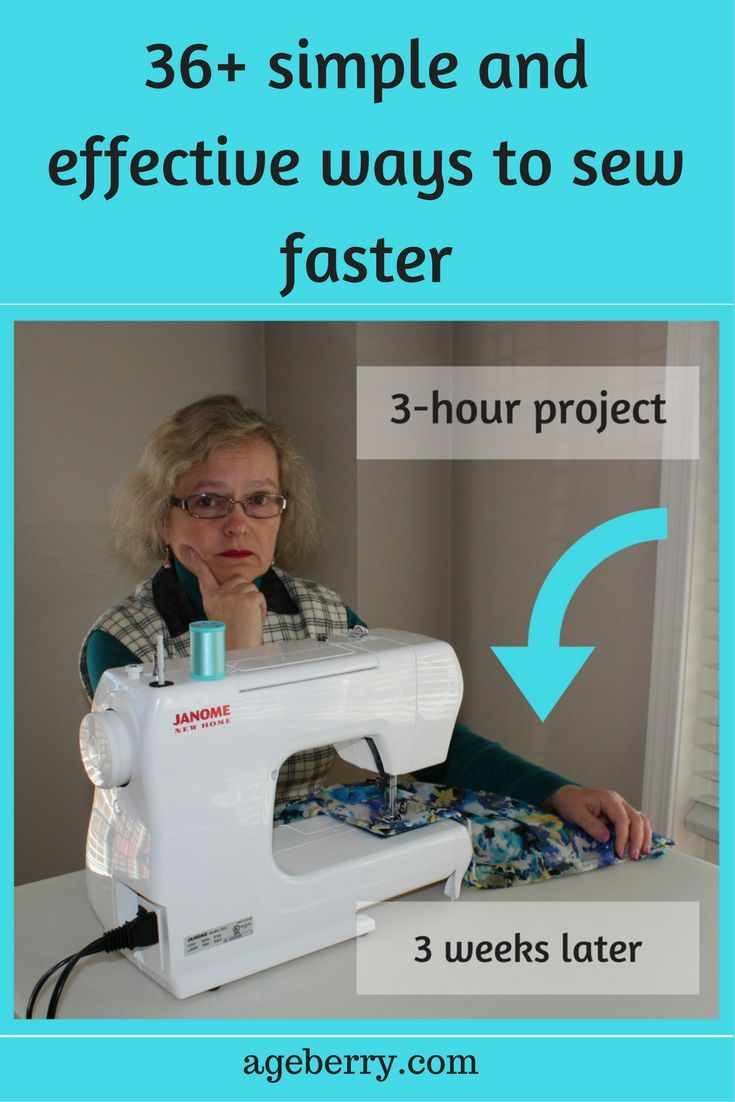 How to sew faster, how to sew faster tips, sewing easy, learn to sew, sewing ideas, sewing tutorials, sewing hacks, sewing tips, sewing for beginners