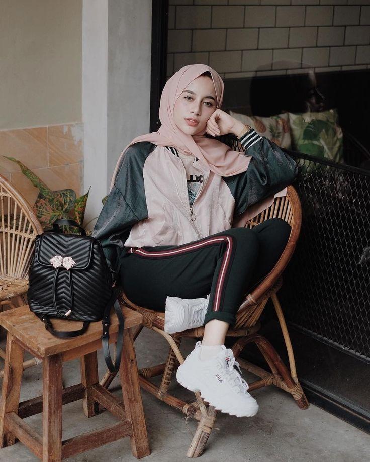 Hijab Sporty Looks Ideas You Need To Follow