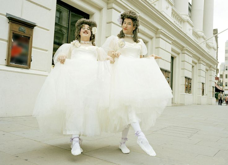 """I'm a lady! And I do...ladie's things"". Little Britain"