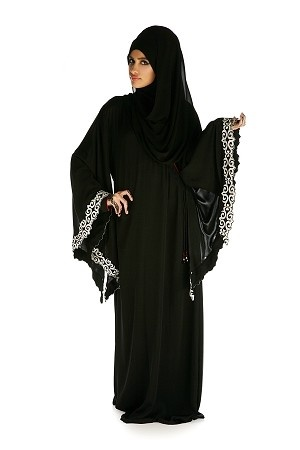 loving this abaya - beautiful