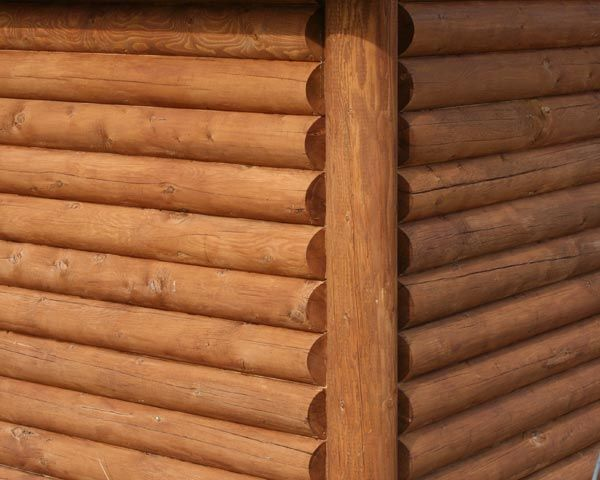 15 best images about log homes E log siding