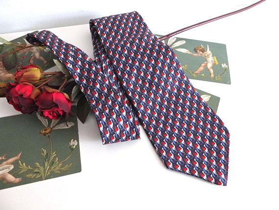 Christian Dior/cravate soie/cravate homme Dior/cravate