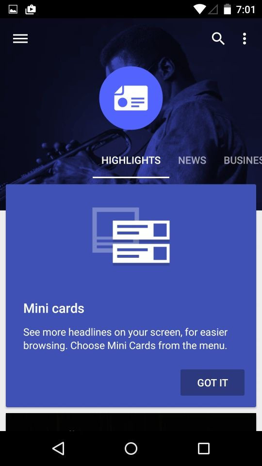 Pttrns | Mobile design patterns, resources and inspiration