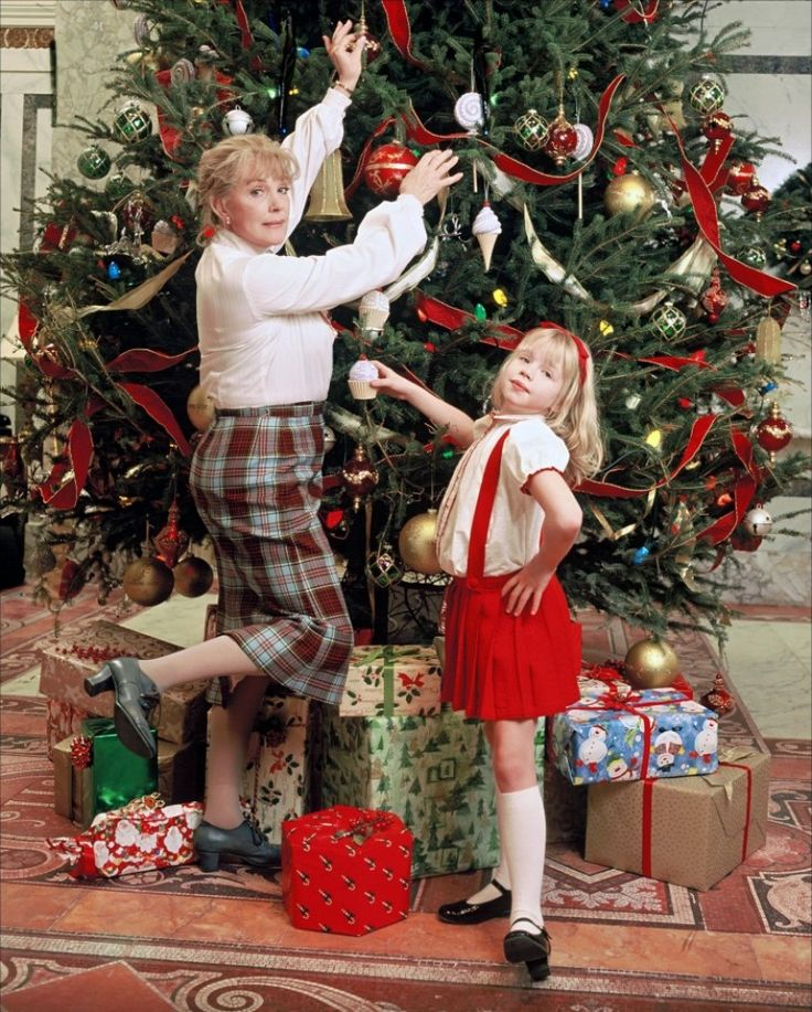 Eloise at Christmas time! If I ever have a grandchild, mix a little of Eloise in.