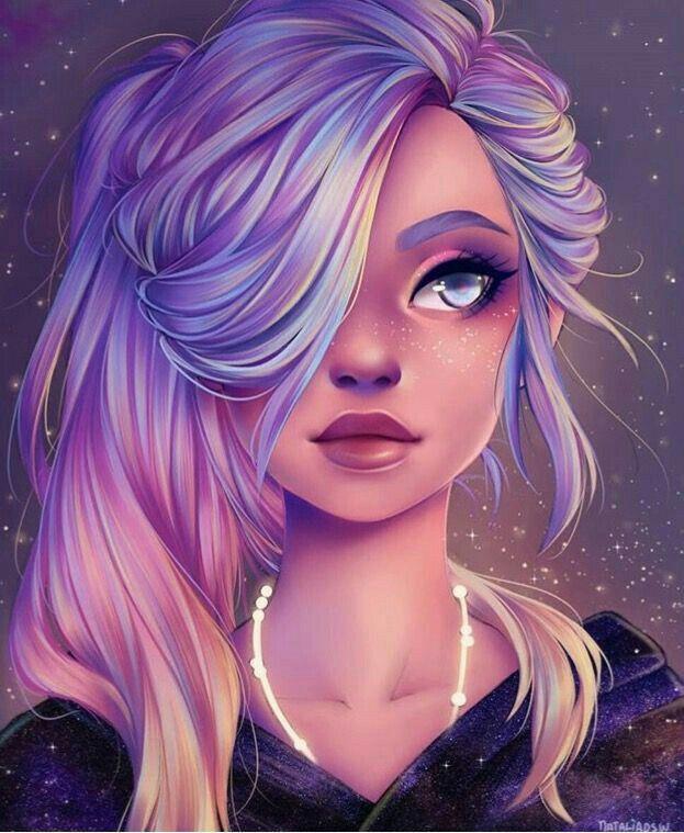 Красивые картинки нарисованные для аватарки
