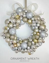 christmas wreath blue a - Google Search