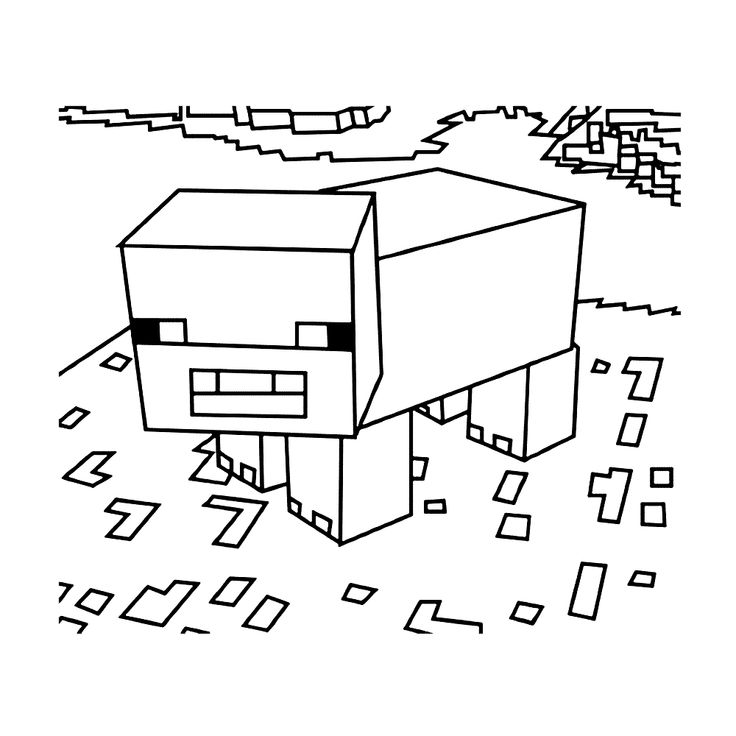 die besten 25 minecraft ausmalbilder ideen auf pinterest