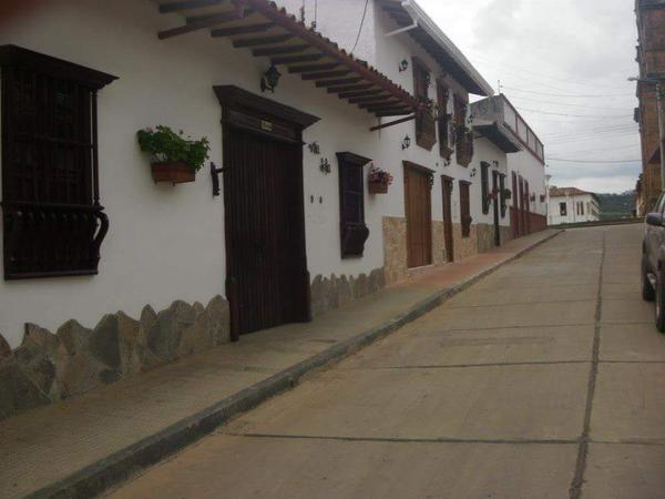 Zapatoca Santander Colombia Foto SATIZABAL