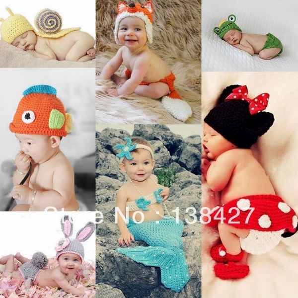 1 stuk 0 24 maanden baby zuigeling pleegkind kostuum kleding foto fotografie rekwisieten gebreide gehaakte muts mooie dier stijl hoed pet in Hot 1Piece Newborn Baby Velet Unsiex Infant Crochet Knit Beanie Dinosaur Shaped Costume Photography Props Hat For 3-6 Mo van Hoeden & Petten op AliExpress.com | Alibaba Groep
