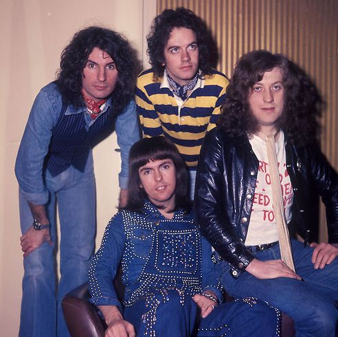 Slade #Dave #Don #Jim #Nod #USA #70s