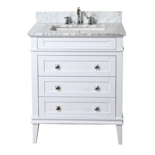 "Found it at Joss & Main - Eleanor 30"" Single Bathroom Vanity Set"