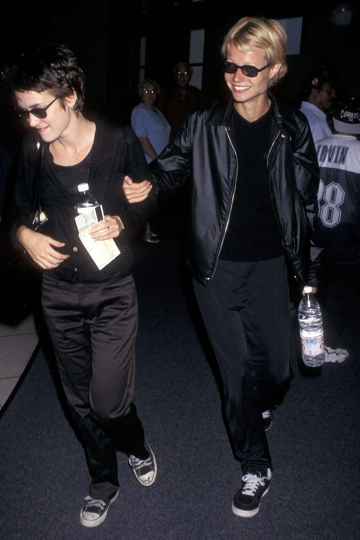July 30, 1997 Winona and gwyneth