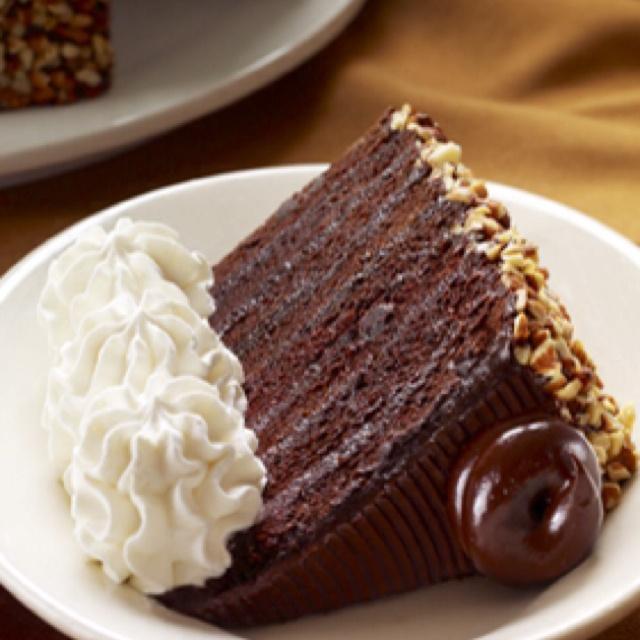 Chocolate Blackout Cake Cheesecake Factory