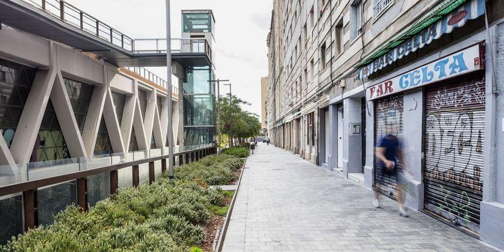 Galería de Jardines elevados de Sants en Barcelona / Sergi Godia + Ana Molino architects - 12