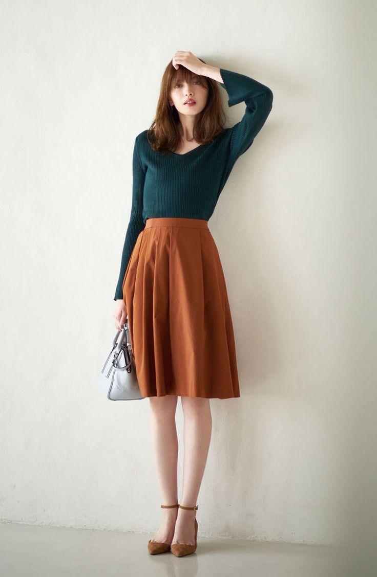 秋の新作スカートで魅せる7つの最旬スタイル|Today's Pick Up|ユニクロ
