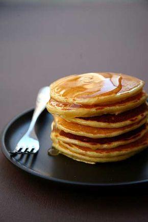 Devo dire la verità, i pancakes mi sono sempre semprati una specie di (bella) torricella untuosa, un condensato di burro, di fritto e di...