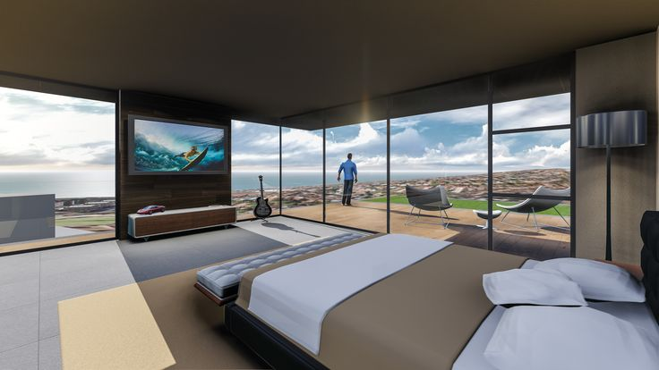 Interior design Justin Bate Architecture