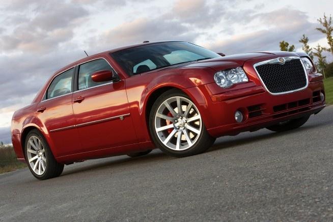 2009 Chrysler 300C SRT8 Pictures, Wallpapers - Boldride.com