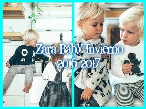 Zara Baby Invierno 2016 2017