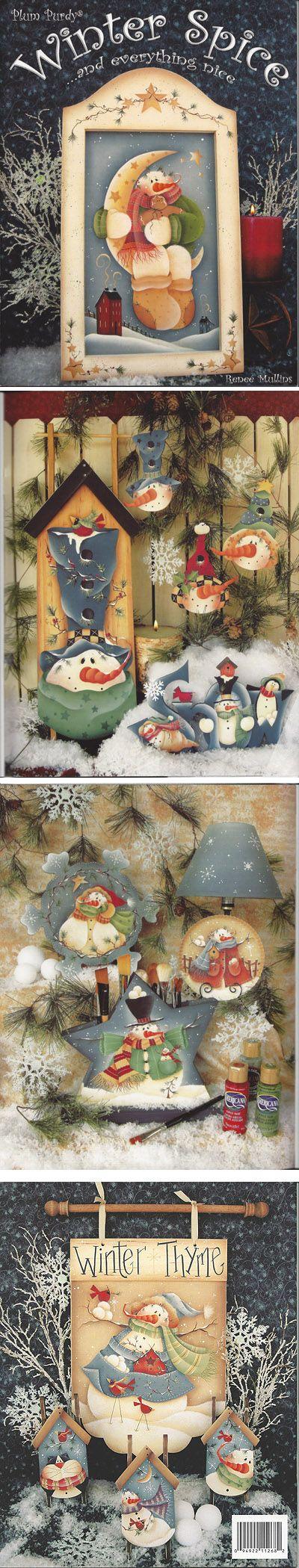 Winter Spice (BOOK)