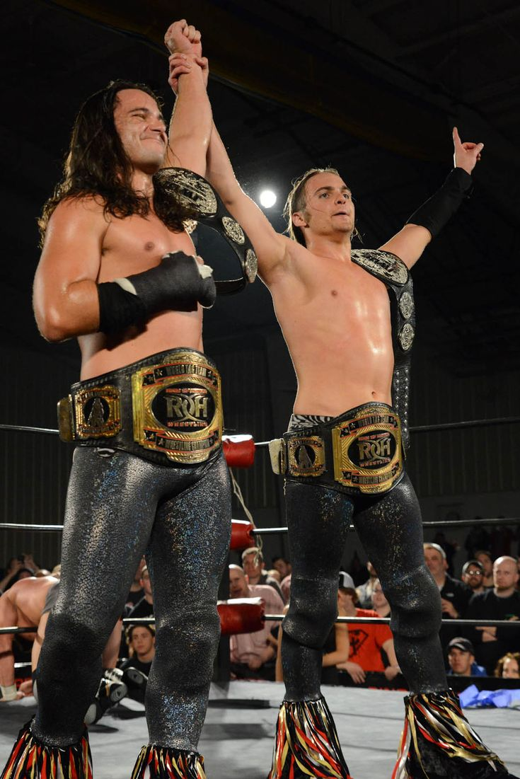 """We're making main roster guy money, and we have a lighter schedule."" –Matt Jackson, on whether the Young Bucks would ever go to WWE; Talk is Jericho #224 (2/24/16)"