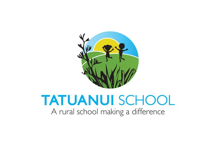 Logo Design for Local Primary School Tatuanui. Created by Imagine If Creative Studio's Alysha Johnson.